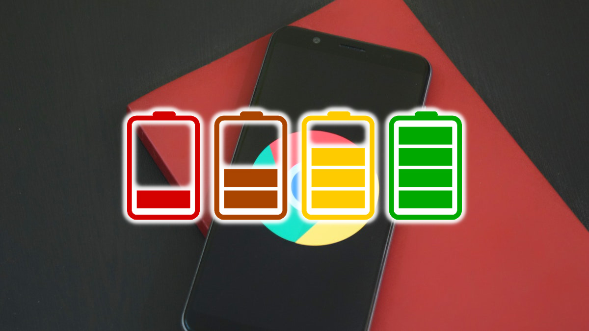 Las webs podrán reducir las funciones de Chrome para ahorrar batería