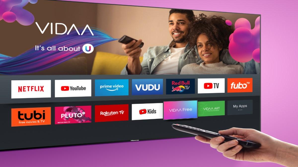Hisense U8QF y U7QF: así son las nuevas smart TVs con 4K, HDR y Alexa