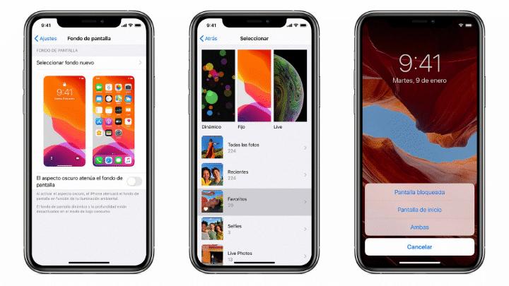 Imagen - Descarga los fondos de pantalla de iOS 14