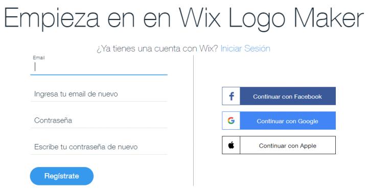 Imagen - Cómo crear un logo con Wix