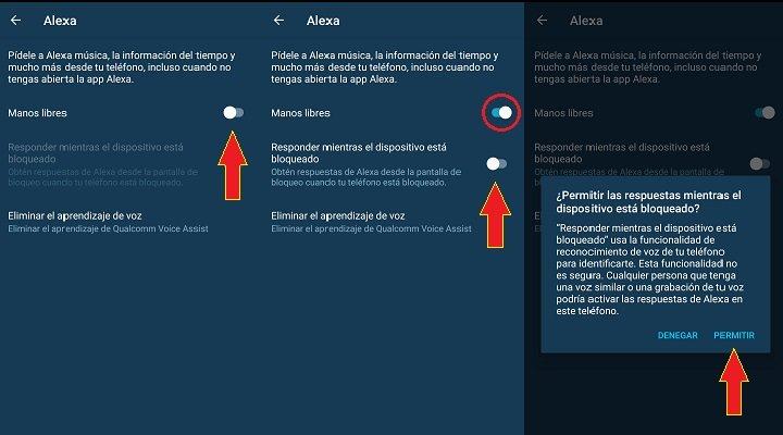 Imagen - Cómo usar la app de Alexa en manos libres