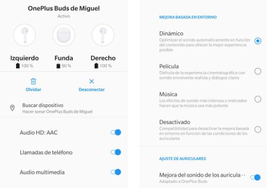 Imagen - OnePlus Buds, análisis con opinión, ficha técnica y precio