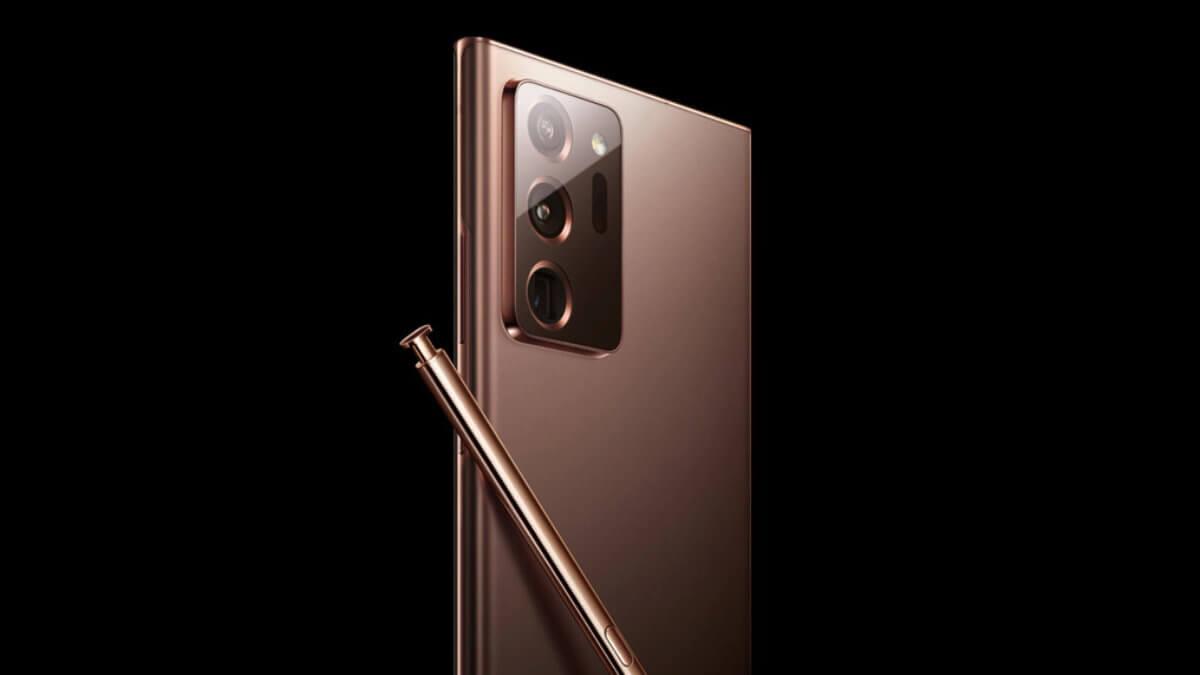 Se filtran todas las características técnicas del Samsung Galaxy Note 20 Ultra