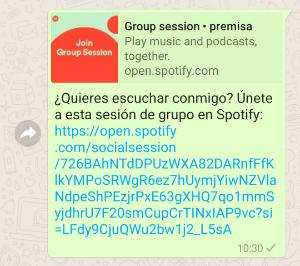 Imagen - Spotify añade sesiones de grupo a distancia