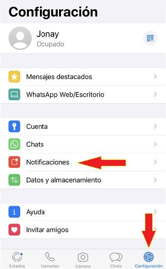 Imagen - Cómo cambiar el tono de WhatsApp