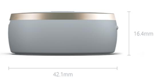 Imagen - Vodafone Curve, detalles del localizador GPS