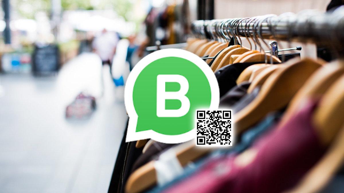 WhatsApp ya permite contactar con las empresas con solo escanear un QR