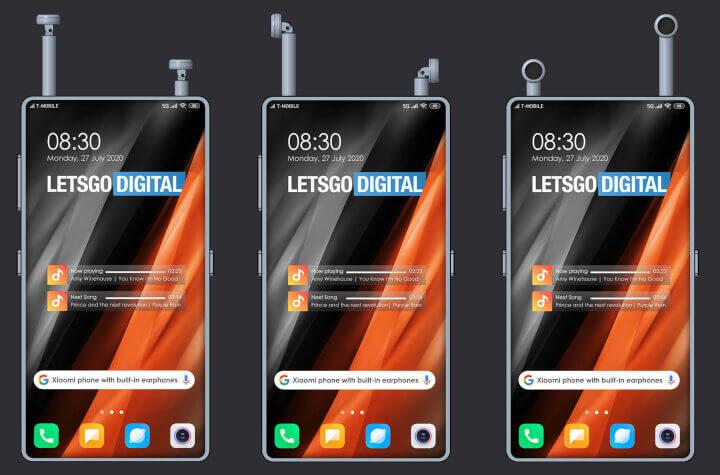 Imagen - Xiaomi hará que guardes los auriculares dentro del móvil