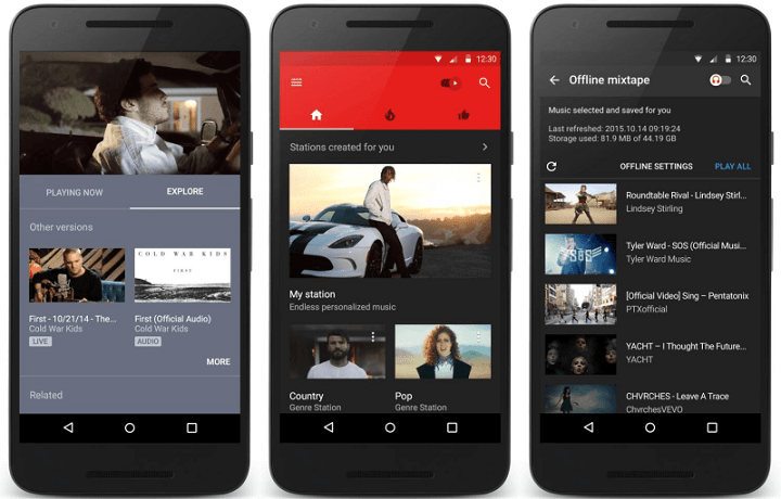 Imagen - 9 alternativas a Spotify en Android