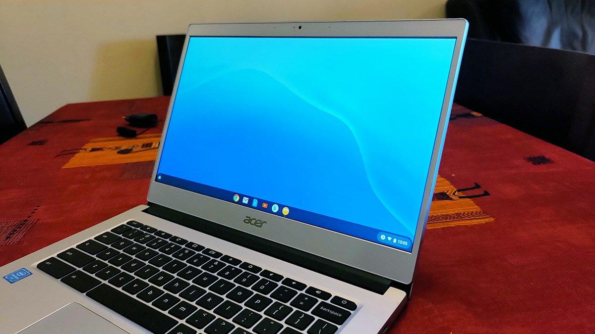 Review: Acer Chromebook 514, no emociona, pero sí convence