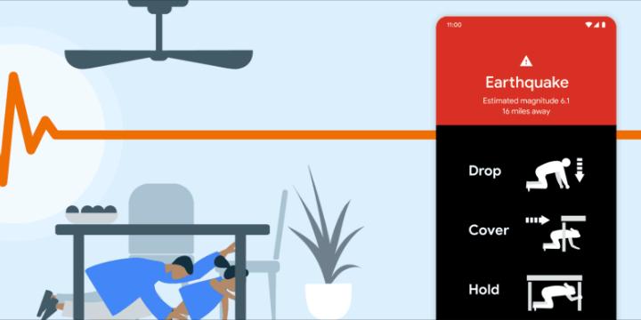 Imagen - Android detectará terremotos con tu móvil