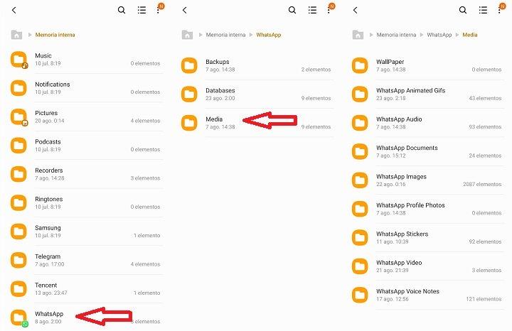 Imagen - Truco: cómo liberar espacio en Android