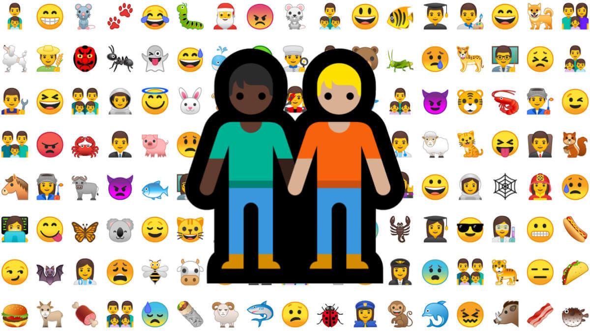 Gboard pone más fácil usar emojis de parejas interraciales: así se ha rediseñado
