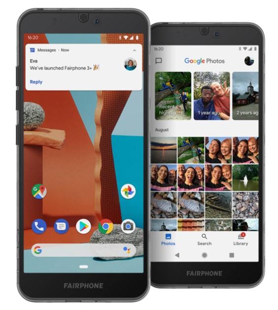 Imagen - Fairphone 3 Plus: especificaciones y precio