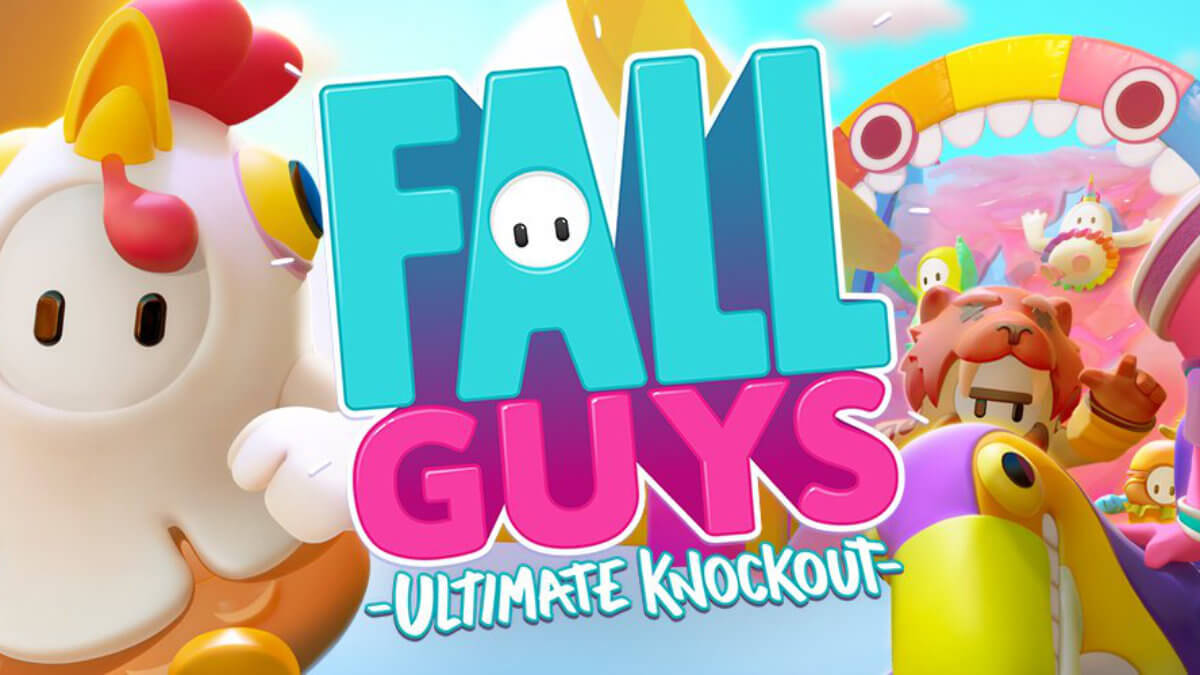 Descarga gratis Fall Guys ya