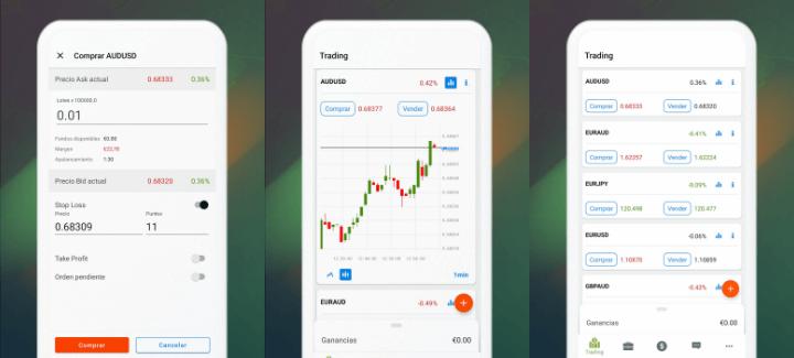 Imagen - Descarga FBS Trader para Android