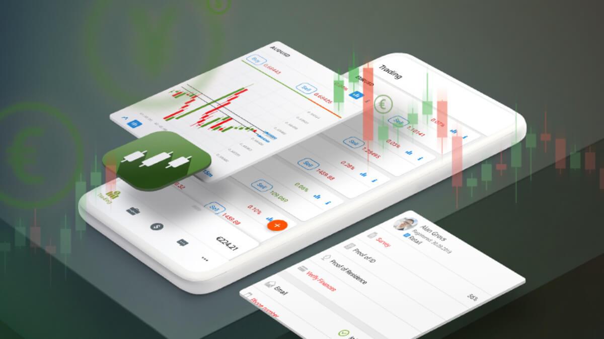 FBS Trader, una app de trading para invertir desde el móvil