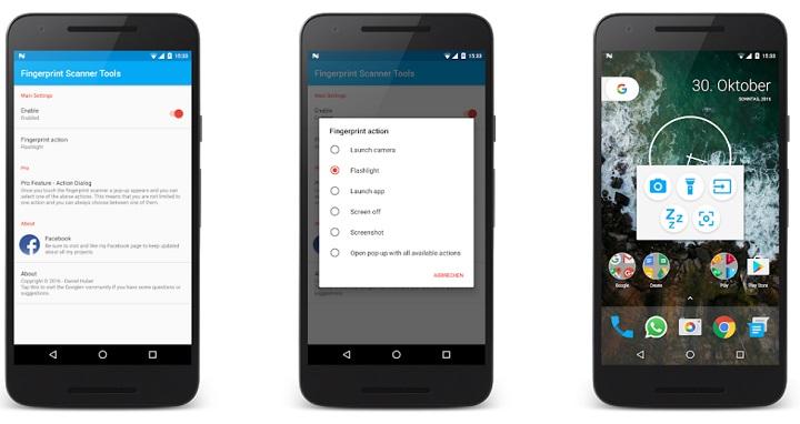 Imagen - 9 apps imprescindibles si tu móvil tiene sensor de huellas
