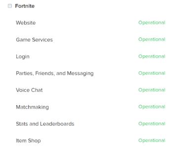 Imagen - Fortnite no funciona, ¿qué hacer?