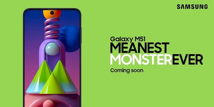 Imagen - Samsung Galaxy M51 filtrado: así sería el nuevo gama media