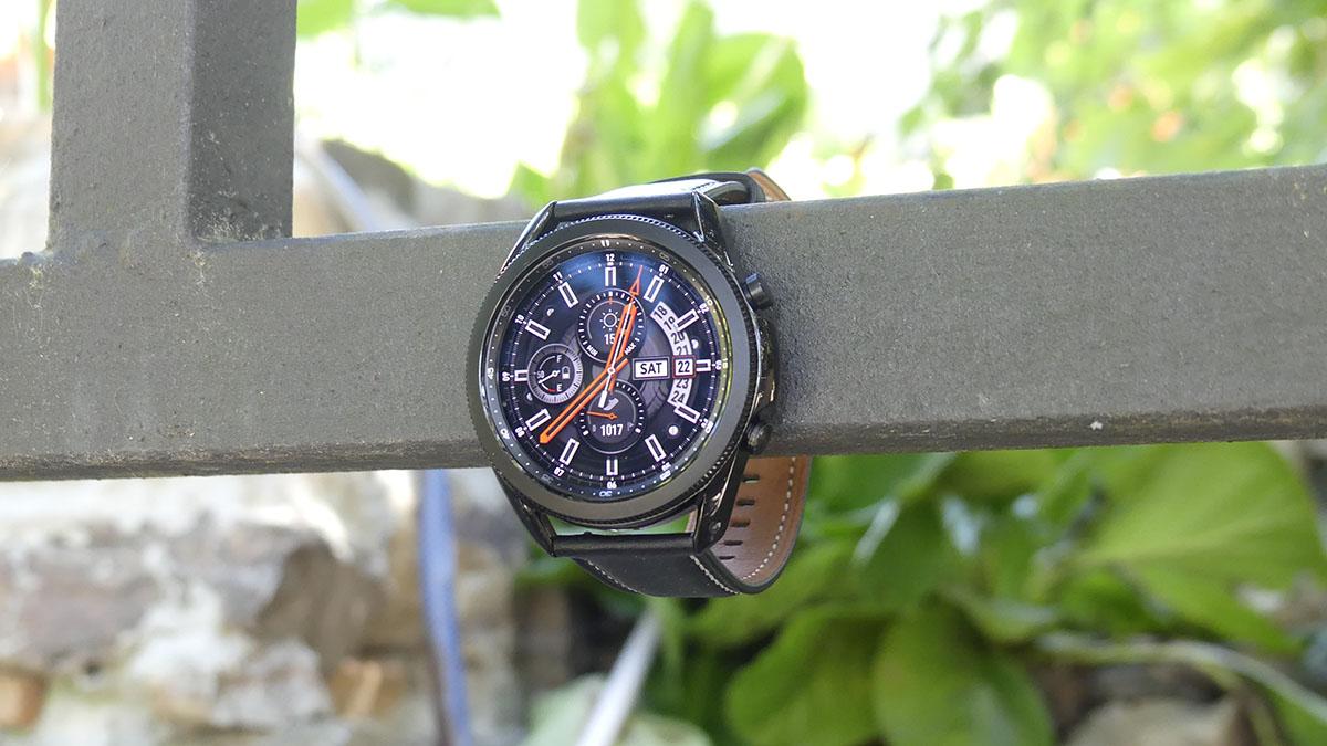 Review: Samsung Galaxy Watch 3, a la caza de los Apple Watch