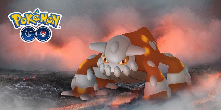 Imagen - Mejores counters para Heatran en Pokémon Go