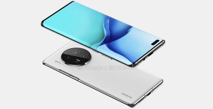 Imagen - Huawei Mate 40 y Mate 40 Pro: filtrados sus posibles diseños