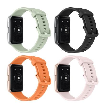 Imagen - Huawei Watch Fit: así será el nuevo smartwatch