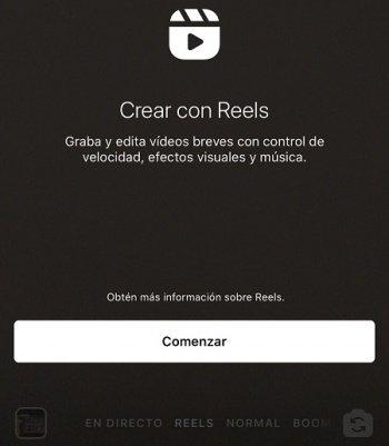 Imagen - Instagram Reels llega a España oficialmente