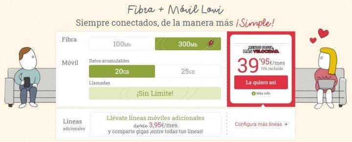 Imagen - Lowi: oferta de fibra barata y móvil en agosto de 2020