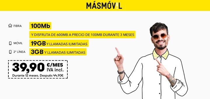 Imagen - MásMóvil lanza Agile TV y rebaja tarifas