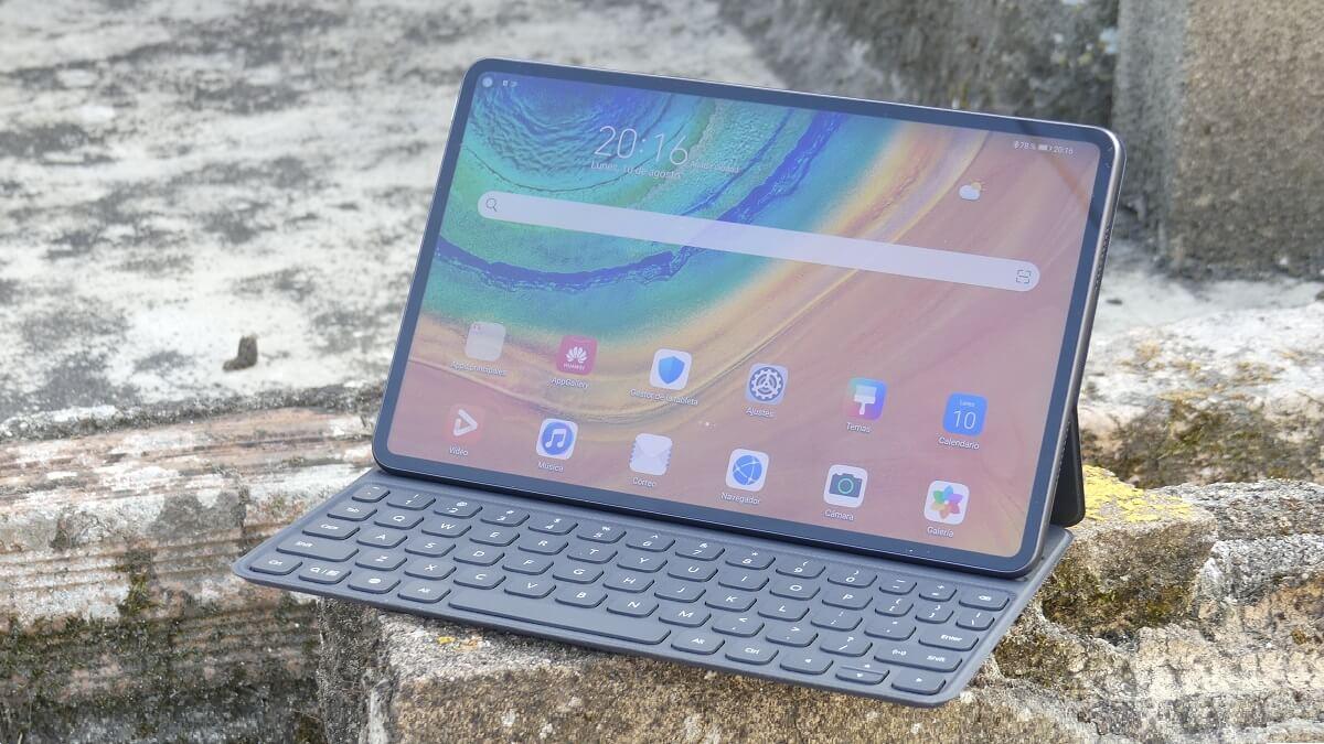 Review: Huawei MatePad Pro, la potencia hecha tablet