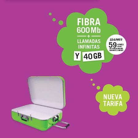 Imagen - Yoigo: tarifa Sinfín de 40 GB en oferta