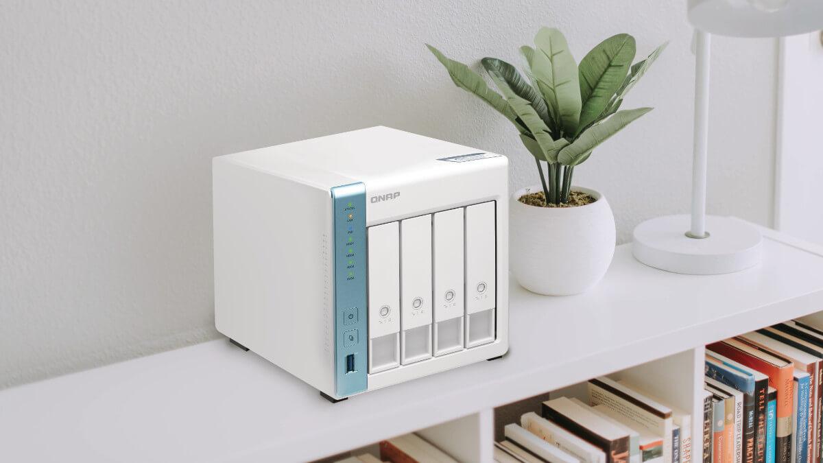 QNAP TS-431K, el NAS doméstico para guardar archivos, usar Plex y videovigilancia