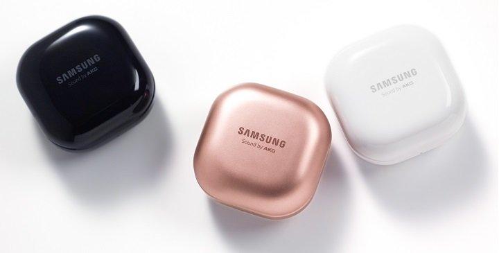 Imagen - Galaxy Buds Live: los auriculares con diseño de alubia