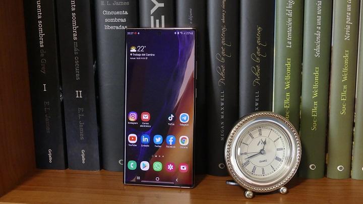 Imagen - Samsung Galaxy Note 20 Ultra, análisis completo con opinión