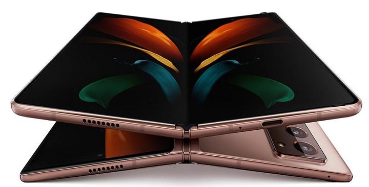 Imagen - Galaxy Z Fold 2: el plegable con pantallas Infinity-O