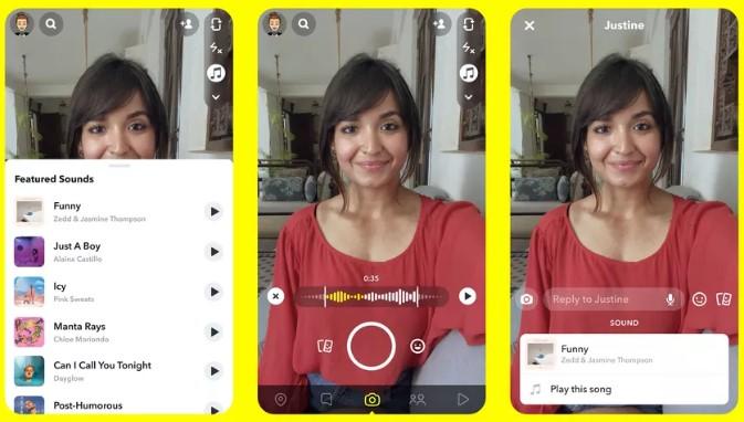 Imagen - Snapchat permitirá añadir música a los vídeos