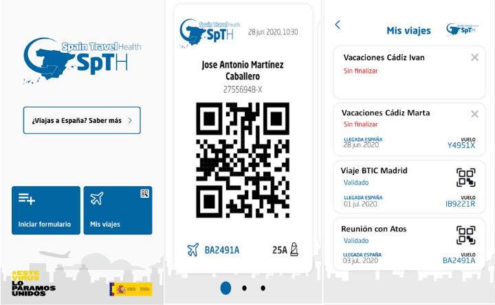 Imagen - Atos lleva el control sanitario digital en los aeropuertos