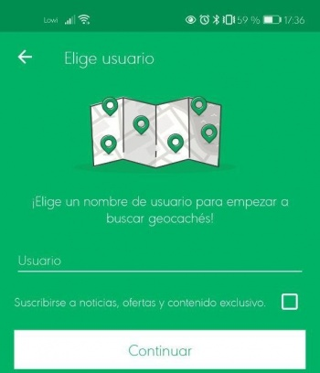 Imagen - Geocaching, la popular app para buscar tesoros