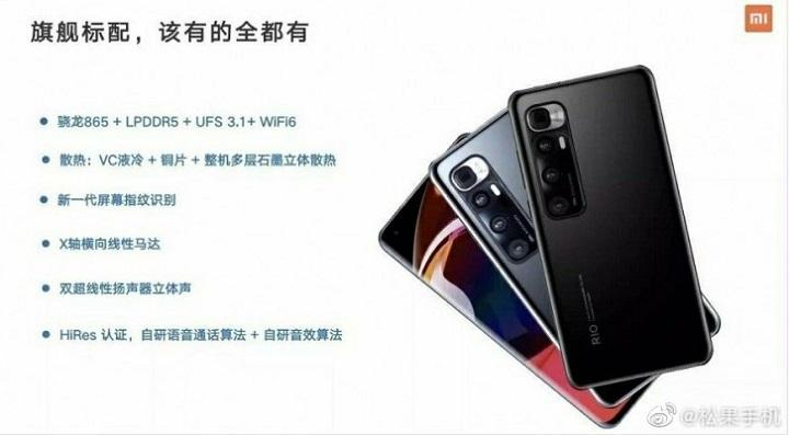 Imagen - Xiaomi Mi 10 Ultra: filtrado el próximo gama alta