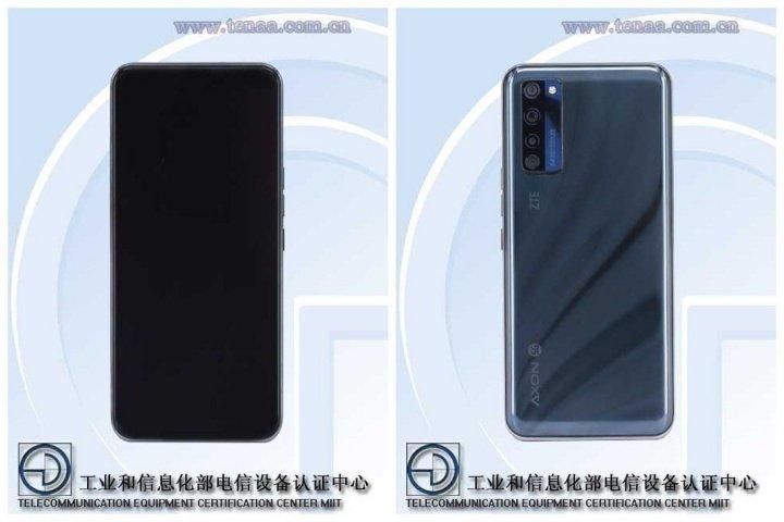 Imagen - ZTE Axon 20 5G, el primer móvil con cámara bajo la pantalla