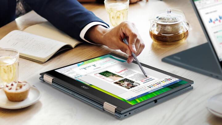 Imagen - Acer Spin 7 5G: especificaciones del portátil 5G