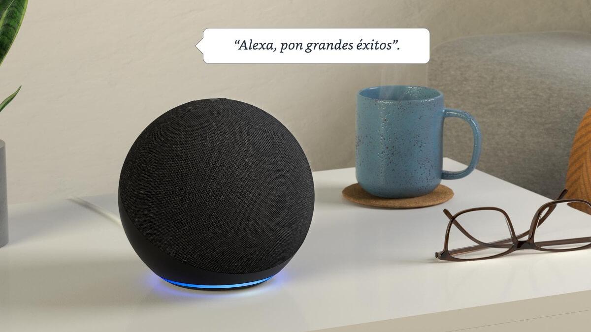 Amazon renueva los altavoces Echo y Echo Dot con diseño esférico y mejor sonido