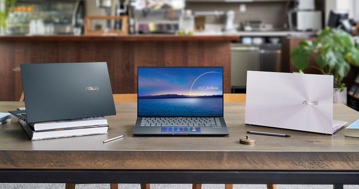 Imagen - Asus ZenBook S, Flip 13 y 14 Ultralight: detalles técnicos