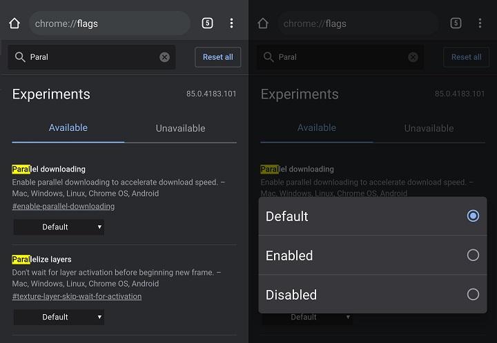 Imagen - 12 ajustes ocultos en Chrome para Android