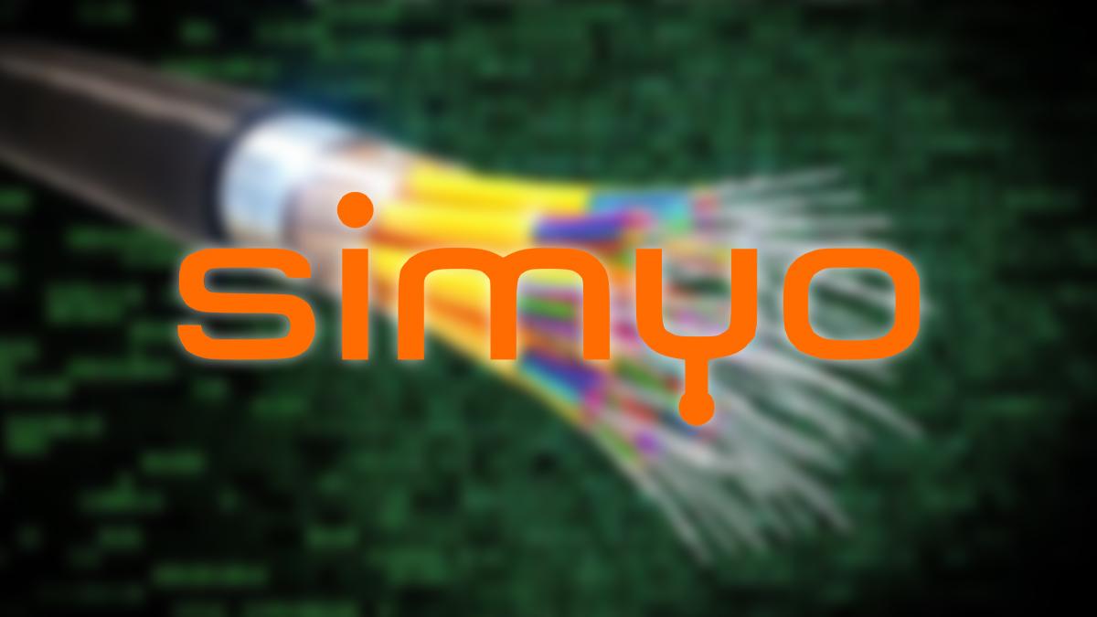 Simyo lanza su fibra barata: móvil e Internet desde 25,99 euros