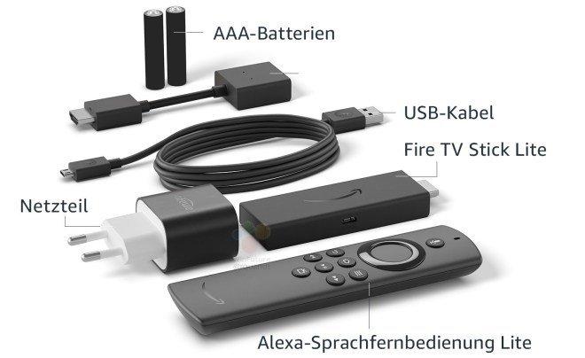 Imagen - Amazon Fire TV Stick Lite: primeros detalles filtrados