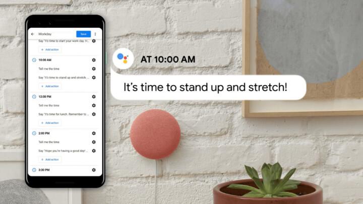 Imagen - Google Assistant añade rutinas de cuarentena