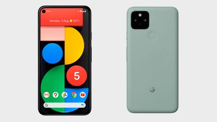 Imagen - Nuevo Google Pixel 5: especificaciones y precio
